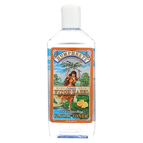 Humphreys - Witch Hazel Oil Controlling Toner Citrus - 8 oz.