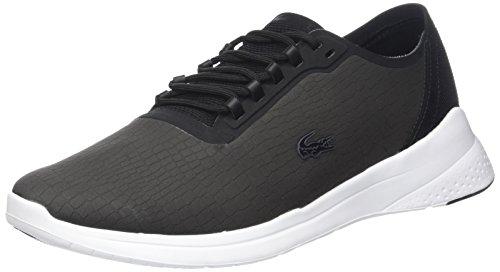 Lacoste Herren Lt Fit 118 1 SPM Sneaker, Schwarz (Blk/wht), 40.5 EU