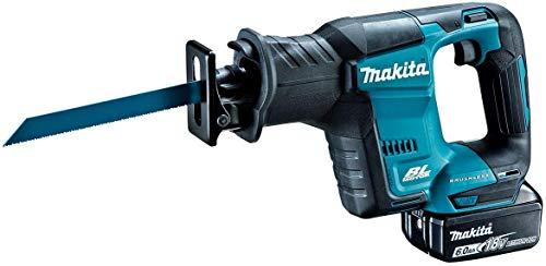 マキタ(Makita) 充電式レシプロソー 18V 6Ah バッテリ・充電器・ケース付 JR188DRG