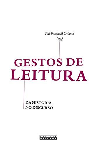 Gestos de Leitura: da História no Discurso