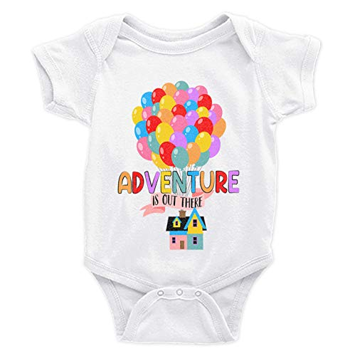 Adventure is Out There Shirts Matching Mother and Baby Tees Mom and Me Outfits