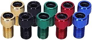 Broadroot lot de quatre capuchons de valve /à pneus de voiture v/élo couvertures de poussi/ère pour valve Schrader