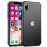 Migimi Hülle Kompatibel mit iPhone XR, Transluzent Matte Schutzhülle iPhone XR TPU Telefonhülle...