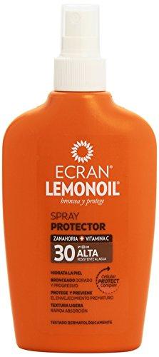 Ecran Sun Lemonoil Leche Protectora Spf30 Vapo 200 Ml 1 Unidad 200 ml