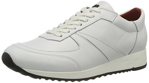 Liebeskind Berlin Damen LF173120 Calf Sneaker, Weiß (Ivory White), 38 EU