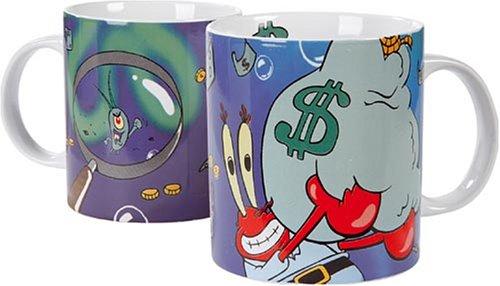 United Labels 0112230 - Spongebob-Tasse Keramik