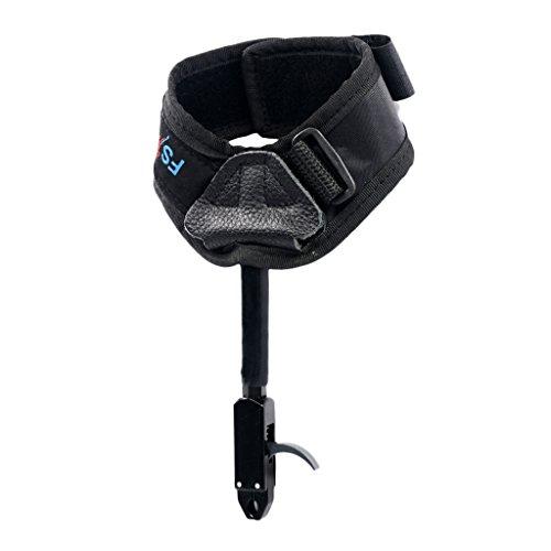 Sharplace Desbloqueo Auxiliar de Acelerador Compuesto de Calibre Cabeza Giratoria de 180 Grados