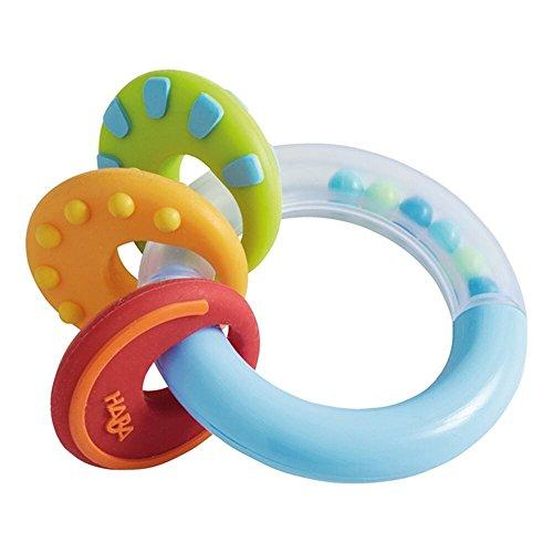 HABA 300425 - Greifling Noppi, Kleinkindspielzeug