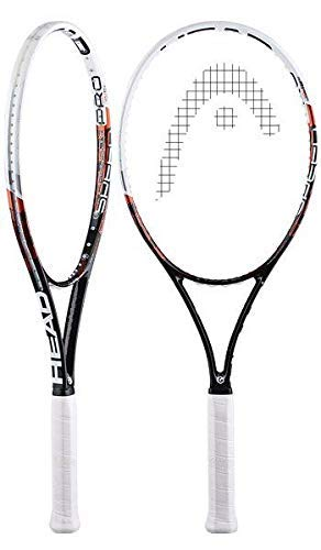 Head YouTek Graphene Speed Pro 18/20 Tennis Racquet-4 1/4