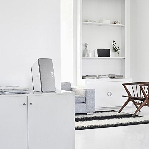 Sonos PLAY:3 I Vielseitiger Multiroom Smart Speaker für Wireless Music Streaming (weiß) - 10