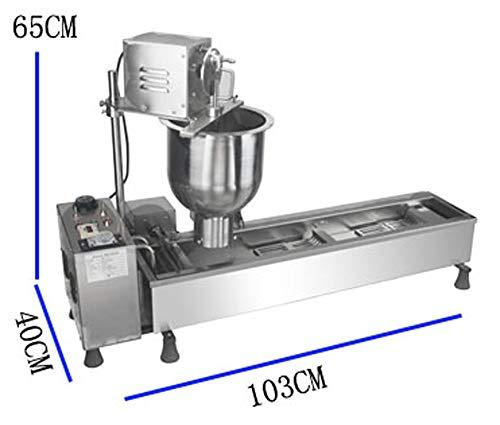 Kolice CE automatische Donut-Machine, automatischer Donut-Maker/automatische Donut-Bratmaschine/automatischer Donut-Maker