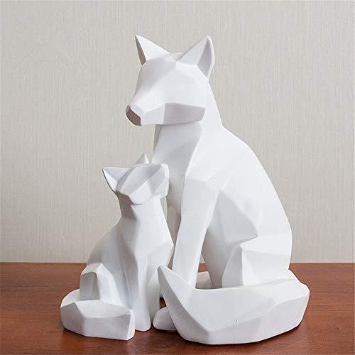 youjiu Dekorationen Windlicht Geschenke Kreative Origami-Dekorations-Geometrische Form Durch Amerikanische Familieneinrichtungen