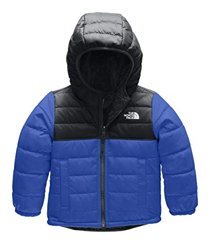 The North Face Toddler Boys' Reversible Mount Chimborazo Hoodie, TNF Blue, 2T