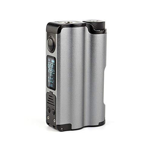 Original DOVPO Topside 90 W Top Fill TC Squonk MOD mit 10 ml großer Squonk-Flasche und 0,96 Zoll OLED-Bildschirm VS DRAG 2 (Gunmetal)