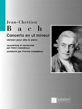 Concerto in C Minor  Score and Parts