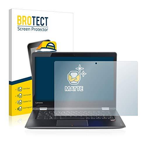 BROTECT Entspiegelungs-Schutzfolie kompatibel mit Lenovo Yoga 510 14 Bildschirmschutz-Folie Matt, Anti-Reflex, Anti-Fingerprint