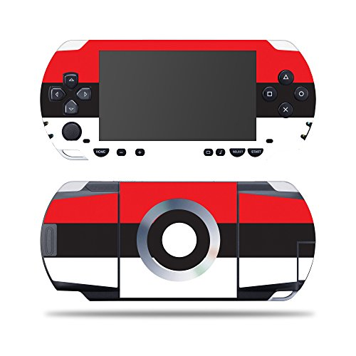 MightySkins Skin Compatible with Sony PSP – Battle Ball | Protective, Durable, and Unique Vinyl Decal wrap Cover | Easy to Apply, Remove, and Change Styles | Made in The USA