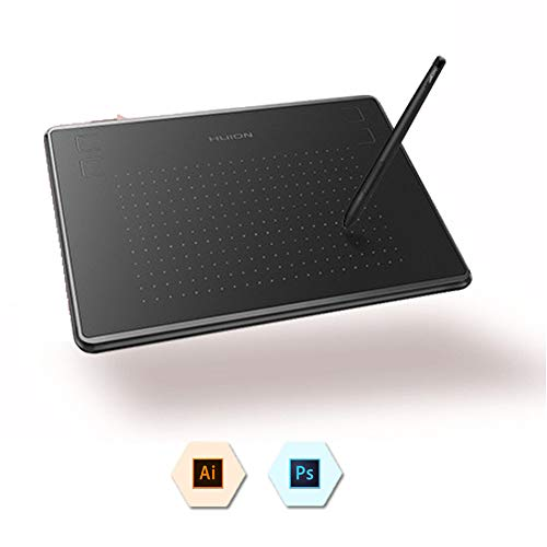 LICHUXIN Tableta del Tablero de Escritura gráfico Pintura de conveniencia con OSU graffitis gamespen Juegos Impermeables 4096 a Nivel de Dibujo Pantalla de Pantalla tamaño