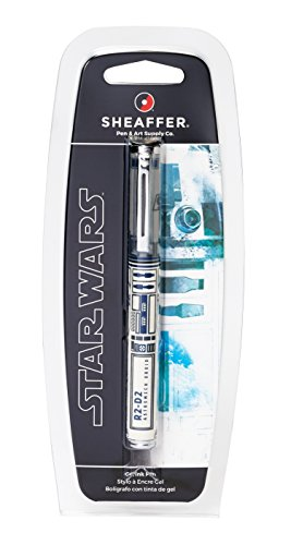 Sheaffer e1920951s Pop Star Wars R2-D2 gel ink pens