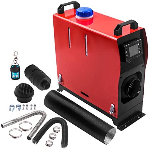 maXpeedingrods Calefacción de Diesel12V 5KW Ajustable, Calentador de Aire con Pantalla LCD, Calefacción Estacionaria con Control Remoto y Bajo Consumo para Coche Furgoneta Automóvil Camiones Barco