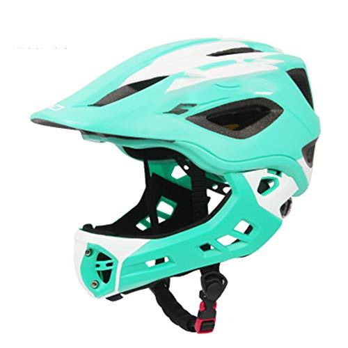 Buy LXFTK Children's Cycling Helmets Cyclone Balancer Protective Full Helmets Cycling Sliding Helmet...