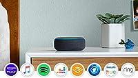 Unser beliebtester smarter Lautsprecher – Jetzt mit neuem Stoffdesign sowie verbessertem Lautsprecher für volleren und kräftigeren Klang. Steuern Sie die Musikwiedergabe per Sprachbefehl – Streamen Sie Songs von Amazon Music, Spotify, TuneIn und weit...