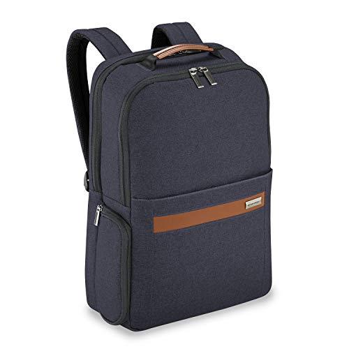 Briggs & Riley Kinzie Street-Medium Backpack, Navy, One Size