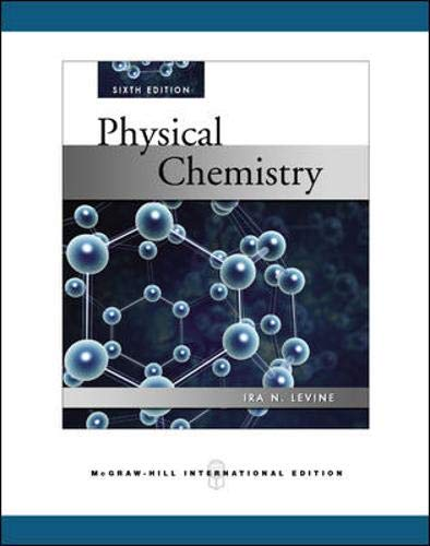 Physical Chemistry (Int'l Ed)