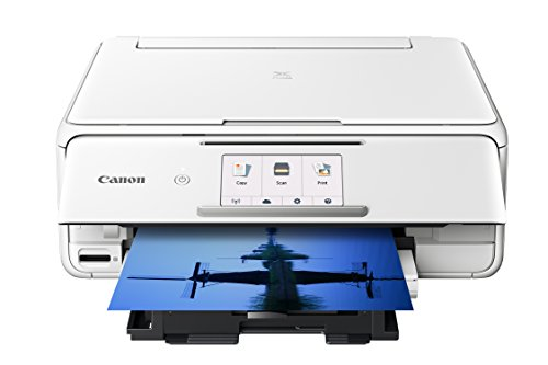 Learn More About Canon TS8120 Wireless All-In-One Printer with Scanner and Copier: Mobile and Tablet...