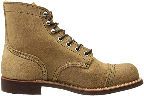 Red Wing Mens Iron Ranger 8083 Leather Boots