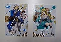 すき家×ソードアートオンラインコラボクリアファイル第2弾