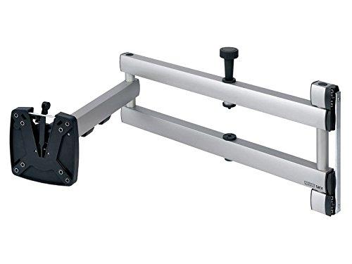 Novus Dahle Sky 15N (460+260) TV Monitorhalter, Metall, Silber, 53 x 29 x 9 cm