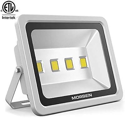 MORSEN Outdoor LED Flood Light Security (200W)