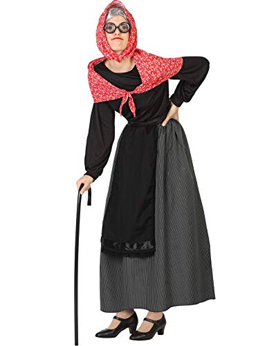 generique Costume befana adulto XL
