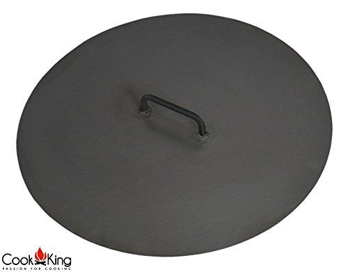 Cook King BBQ grill afdekking voor vuurschalen met een diameter van 100 cm ***NIEUW***