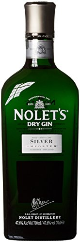 Nolet`s Dry Gin Silver (1 x 0.7 l)