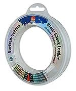 Hersteller: Jenzi Produkt: Satzwasser Vorfachschnur Länge: 50 m Farbe: Kristall Transparent Hersteller: Jenzi