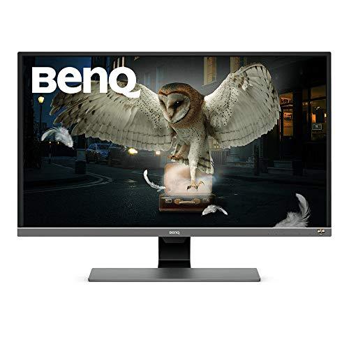 BenQ EW3270UE Pantalla para PC 80 cm (31.5') 3840 x 2160 Pixeles 4K Ultra HD Gris EW3270UE, 80 cm (31.5'), 3840 x 2160...
