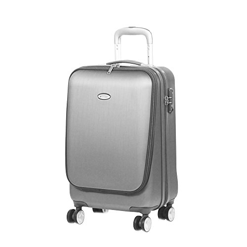 SNOWBALL - Valise 8 Roues Cabine PC Max 17\