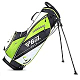 Stehende Golf-Clubtaschen für Herren und Damen, leichte tragbare Golf-Standtasche, wasserdichte...