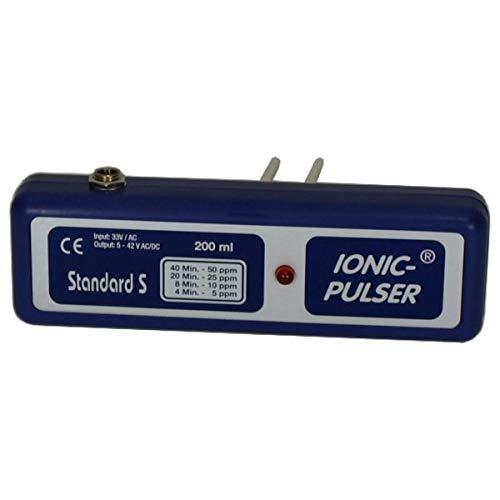 Silbergenerator Ionic-Pulser Standard S ® + 1 Paar Original Silber-Elektroden