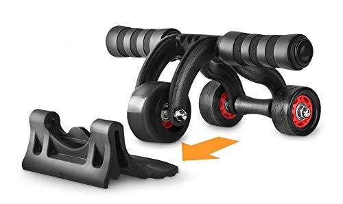 Protoner 3WHEELER 3 Wheel AB Roller Strength Training Equipment