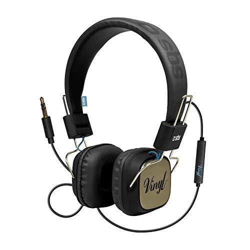SBS Teheadphonedjhq Stereo Vintage Headset
