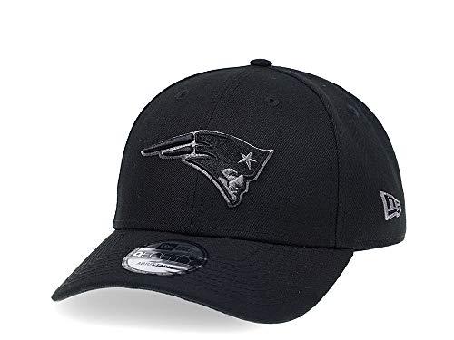 New Era New England Patriots Curved Grey Editon 9Forty - Gorra