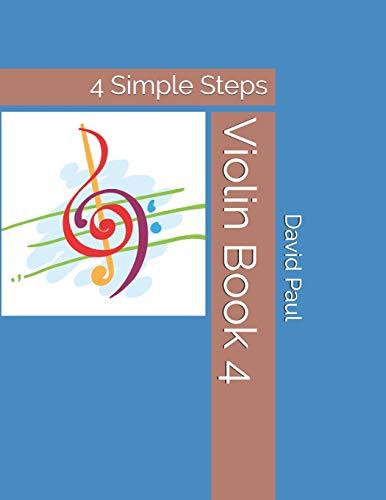 Violin Book 4: 4 Simple Steps