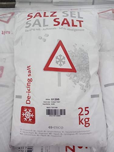 Sac de sel de déneigement 25 kg