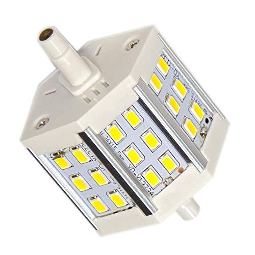 Bombilla LED R7S 78 mm 6 W 220 V SMD5730 18 LED 200 °