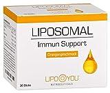 LIPOSOMAL Immun Support, Flüssig-Sticks mit...