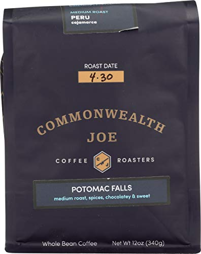 Commonwealth Joe, Coffee Potomac Falls, 12 Ounce
