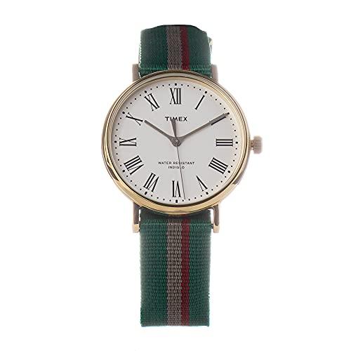 Reloj TIMEX TW2U46500LG Blanco Mujer
